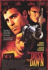 From Dusk Til Dawn Movie Poster