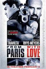 From Paris with Love Movie Poster