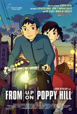 From Up On Poppy Hill (Dubbed) Movie Poster