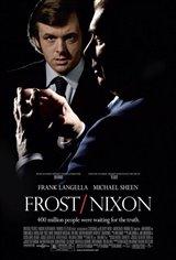 Frost/Nixon Movie Poster