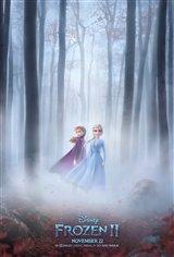 Frozen II Affiche de film