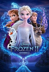 Frozen II Movie Poster