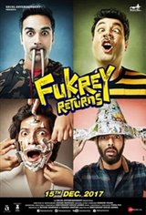 Fukrey Returns Large Poster
