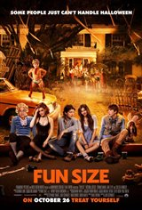 Fun Size Movie Poster Movie Poster