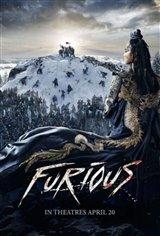 Furious (v.o.a.) Affiche de film