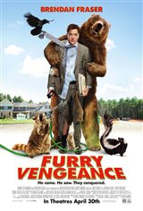 Furry Vengeance Movie Poster