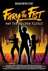Fury of the Fist and the Golden Fleece Large Poster