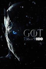 Game of Thrones: Season 7 Movie Poster