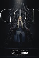 Game of Thrones: Season 8 Movie Poster Movie Poster