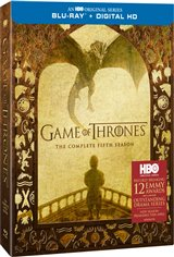 Game of Thrones: The Complete Fifth Season Movie Poster