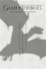 Game of Thrones: The Complete Third Season Movie Poster
