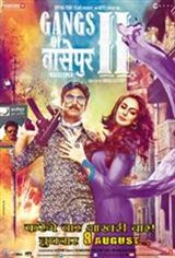Gangs of Wasseypur: Part Two Movie Poster