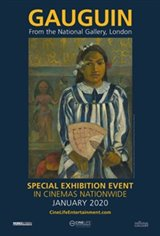 Gauguin: From the National Gallery Movie Poster