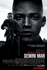 Gemini Man Movie Poster Movie Poster