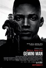 Gemini Man: The IMAX 3D+ in HFR Experience Movie Poster