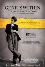 Genius Within: The Inner Life of Glenn Gould Movie Poster Movie Poster