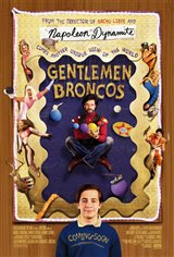 Gentlemen Broncos (v.o.a.) Movie Poster