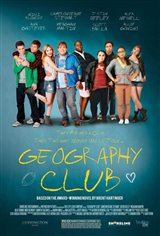 Geography Club Movie Poster