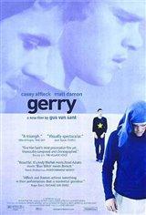 Gerry (2003) Movie Poster