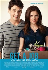 Get a Job Movie Poster Movie Poster