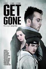 Get Gone Large Poster