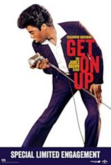 Get On Up (Fathom) Large Poster