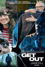 Get Out (v.f.) Affiche de film