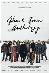 Ghost Town Anthology Affiche de film