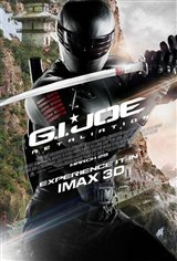 G.I. Joe: Retaliation - An IMAX 3D Experience Movie Poster