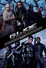 G.I. Joe: The Rise of Cobra Movie Poster