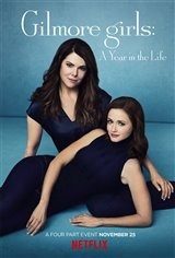 Gilmore Girls: A Year in the Life (Netflix) Movie Poster