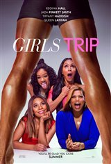 Girls Trip Movie Poster Movie Poster