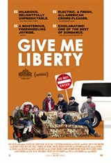 Give Me Liberty Large Poster