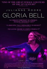 Gloria Bell (Toronto, Vancouver) Poster