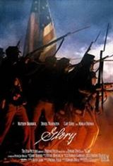Glory (1989) Movie Poster
