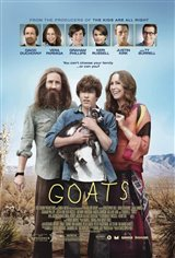 Goats Movie Poster