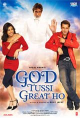 God Tussi Great Ho Movie Poster