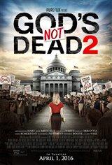God's Not Dead 2 Movie Poster