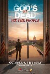 God's Not Dead: We the People Affiche de film
