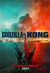 Godzilla vs. Kong Movie Poster