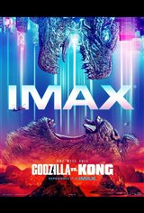 Godzilla vs. Kong: The IMAX Experience Movie Poster