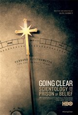 Going Clear: Scientology and the Prison of Belief Movie Poster Movie Poster