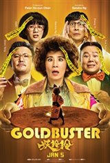 Goldbuster Movie Poster