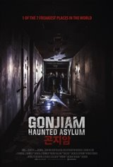 Gonjiam: Haunted Asylum Movie Poster