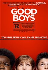 Good Boys Affiche de film
