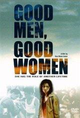 Good Men, Good Women Large Poster