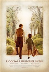 Goodbye Christopher Robin (v.o.a.) Affiche de film