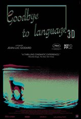 Goodbye to Language 3D Movie Poster