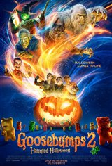 Goosebumps 2: Haunted Halloween Movie Poster Movie Poster