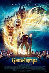 Goosebumps Movie Poster Movie Poster